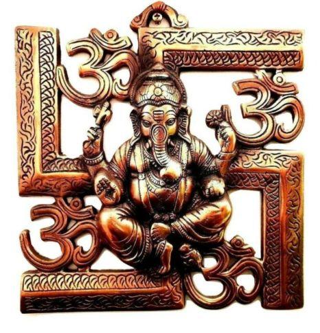 Ganesh metal hanging