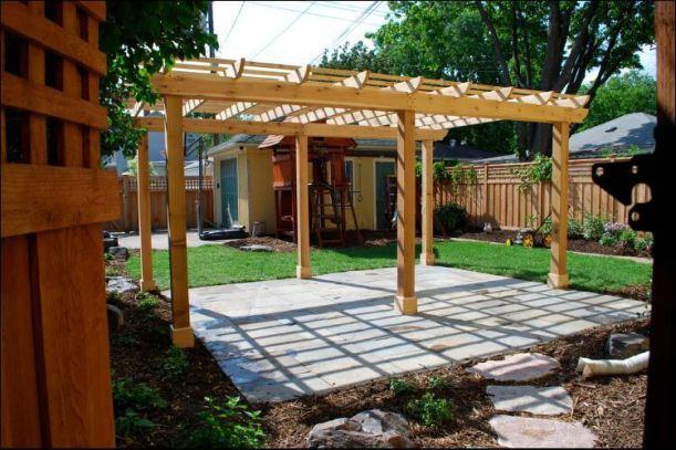 backyard-pergola