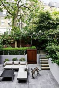 Patio design at the frontyard