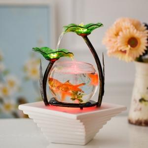 fish in living room vastu feng shui