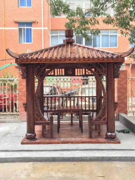 Gazebo in your balcony