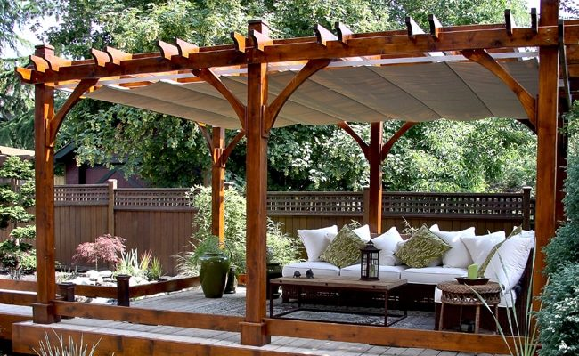 Ideas for Pergola Designs: How do you Design a Pergola for your Garden Decor?