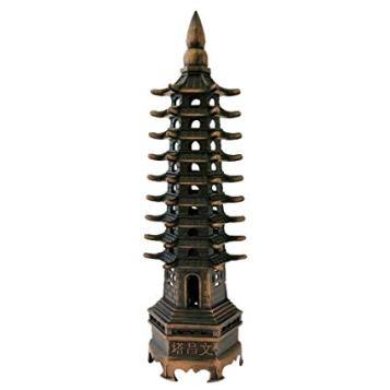 Metallic Pagoda