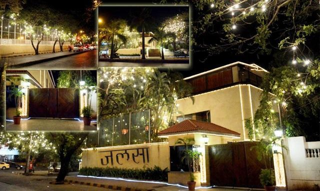 Amitabh Bachchan' s Jalsa: Celebrity Homes