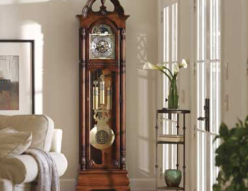 grandfather old clock