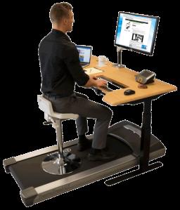 Treadmill-Chair